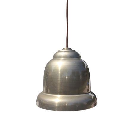 Lámpara colgante vagon de superficie laca hierro