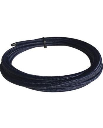 cable manguera eléctrica azul marino