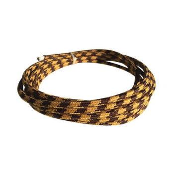 cable manguera eléctrica mostaza marron
