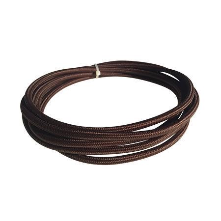cable manguera eléctrica marron