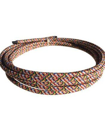 cable manguera eléctrica multicolor