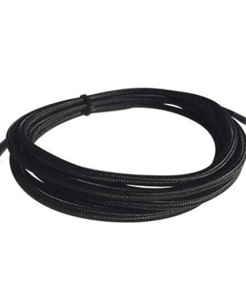 cable manguera eléctrica negro