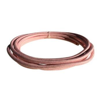 cable manguera eléctrica rosa