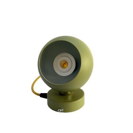 Foco miniplanet verde oliva
