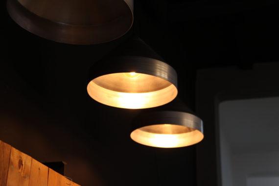 Lámpara colgante Drugstore superficie