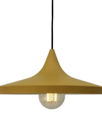 lámpara colgante icone 27 mostaza