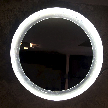 aplique iluminado led