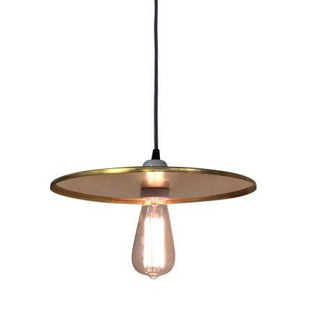 lámparas vintage de cocina platillo