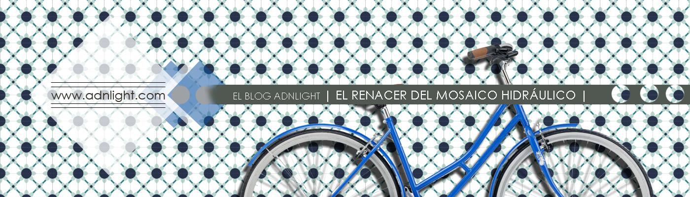 mosaico hidráulico bicicleta portada