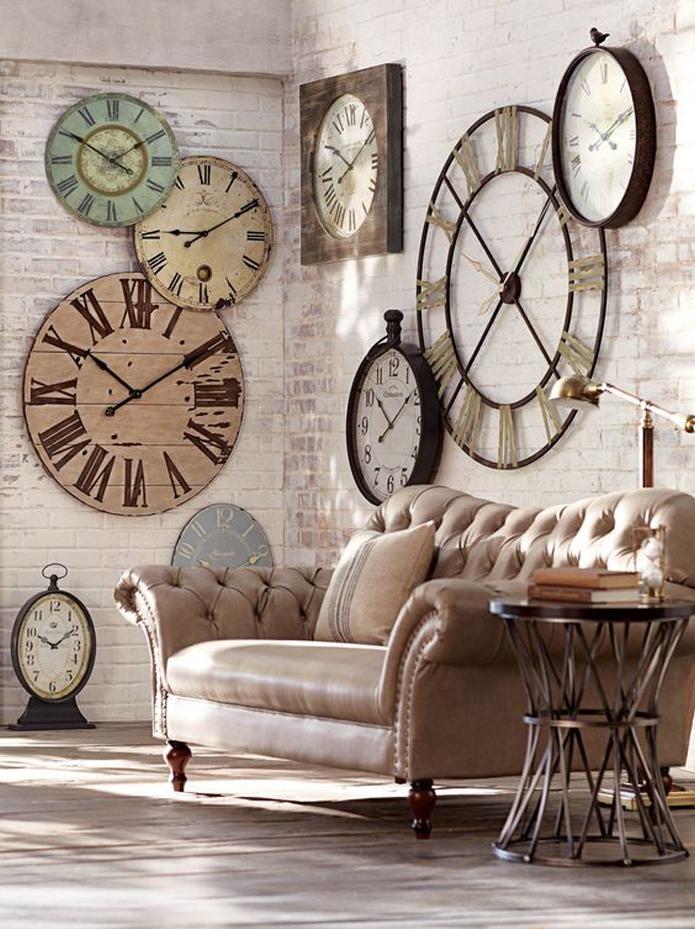 lámparas-estilo-industrial-relojes