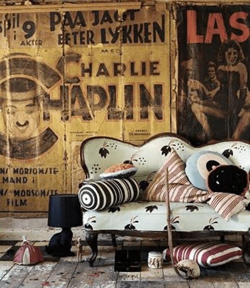 lámparas-estilo-industrial-posters-chaplin