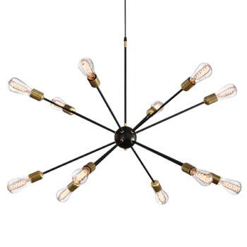 Lámpara colgante Atomium