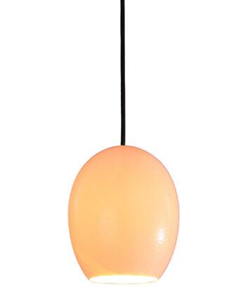 lámpara colgante huevo Avestruz superficie
