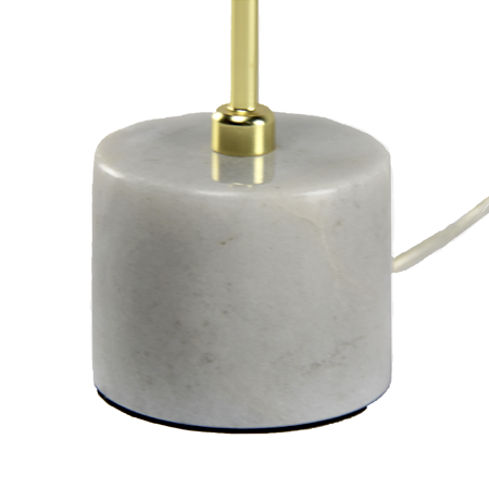 Lámpara de sobremesa bola de cristal Lampion.