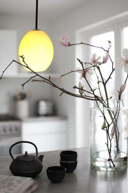 lámparas y luz
