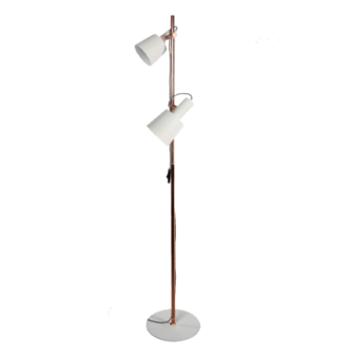 lámpara de pie Collina dos tulipas