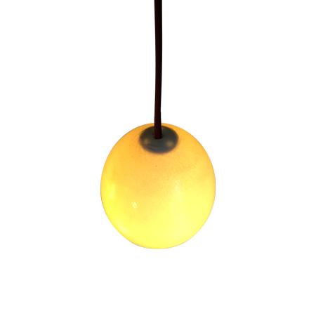 lámpara colgante huevo de avestruz empotrar