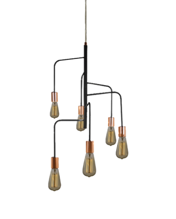lámpara colgante Spinner