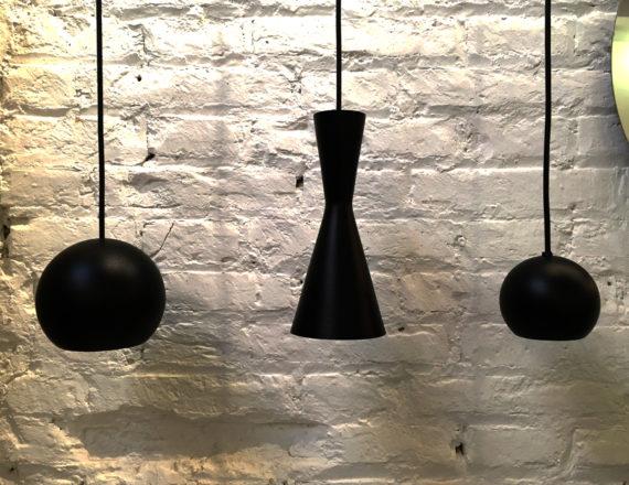 Lámpara colgante Minidiábolo de empotrar 1