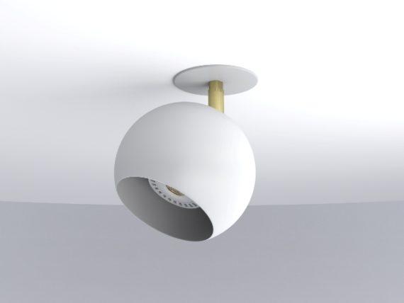 Foco empotrar rótula Miniplanet