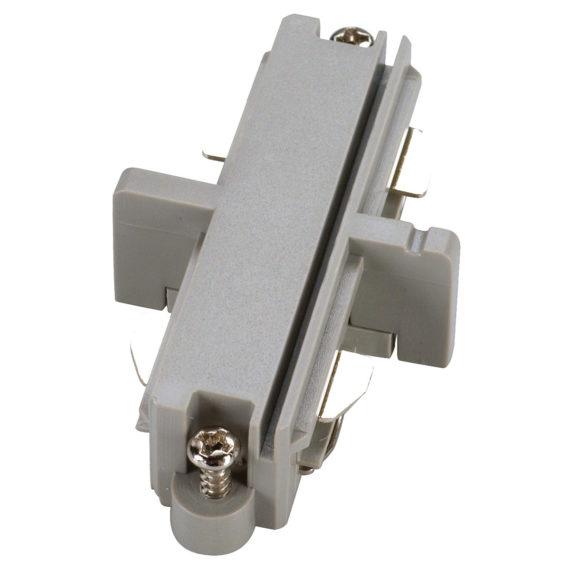 conector longitudinal eléctrico gris