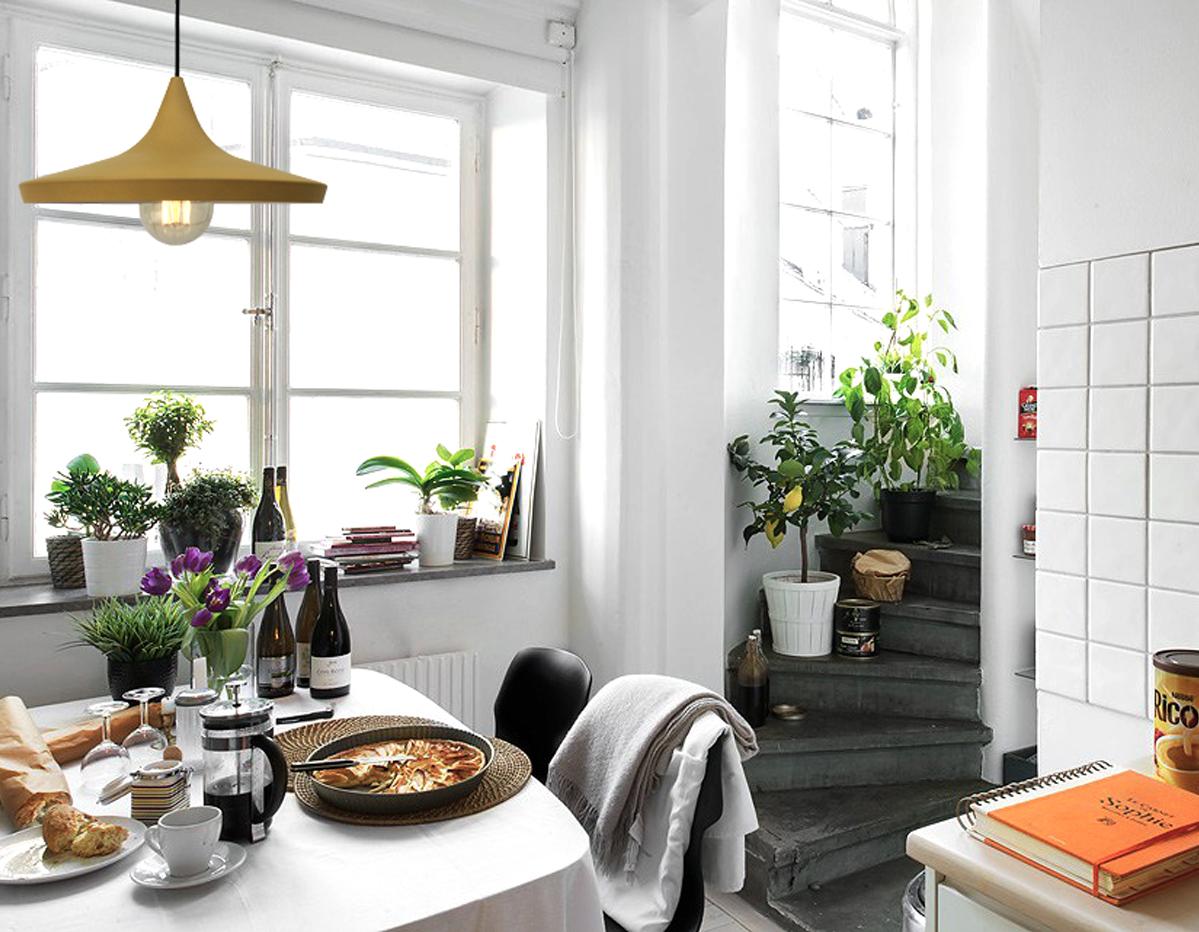 lámparas cocina, ¡el gusto está serivo! ICONE 27