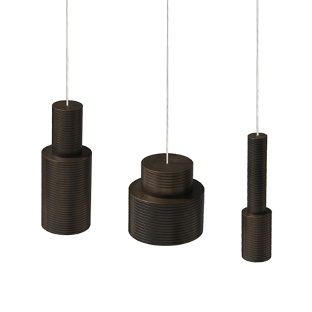 lámpara colgante Hanói