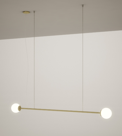 lámpara colgante funámbula 12
