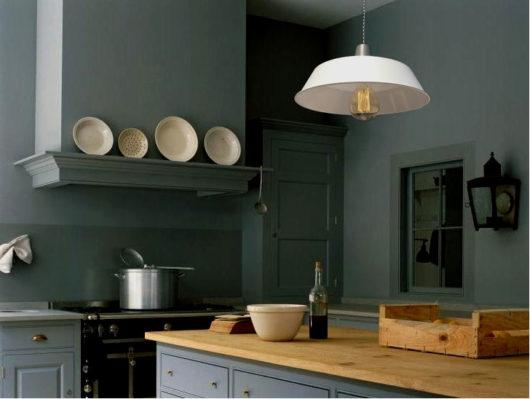 lámpara de cocina