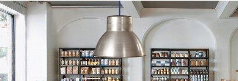 lámparas estilo vintage