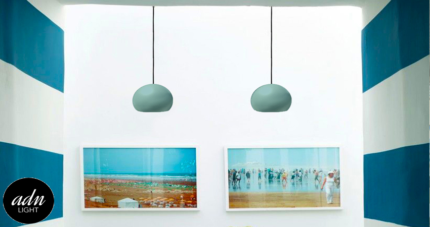lamparas en dormitorios modernos