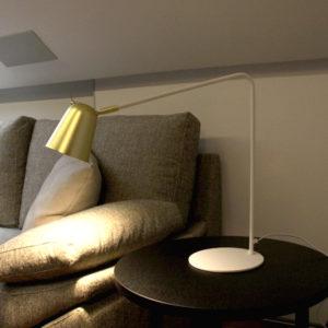 lámparas de lectura