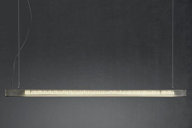 Lámpara colgante Microperforado