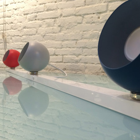 focos led orientable en colores