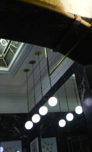lámparas de techo colgantes