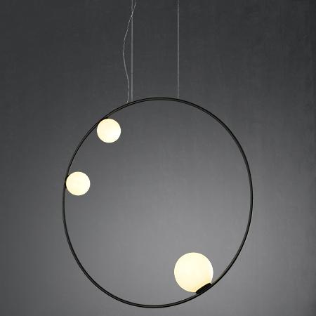 lámpara Bubble grande