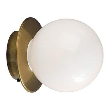 aplique keppler disk superficie laton