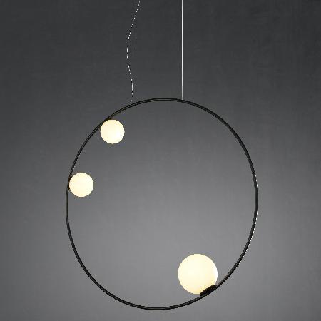 Lámpara colgante bubble grande