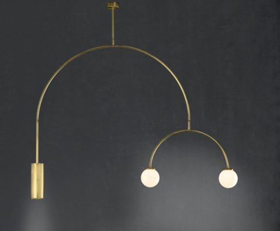 lampara colgante Calder 1