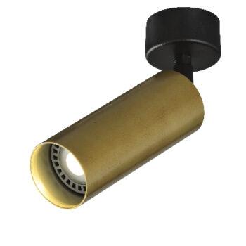 foco tubo 55 rotula superficie
