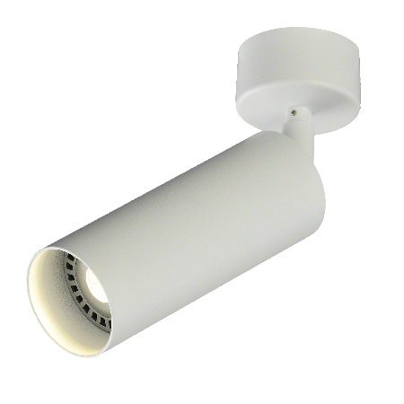 foco tubo 55 rotula superficie color