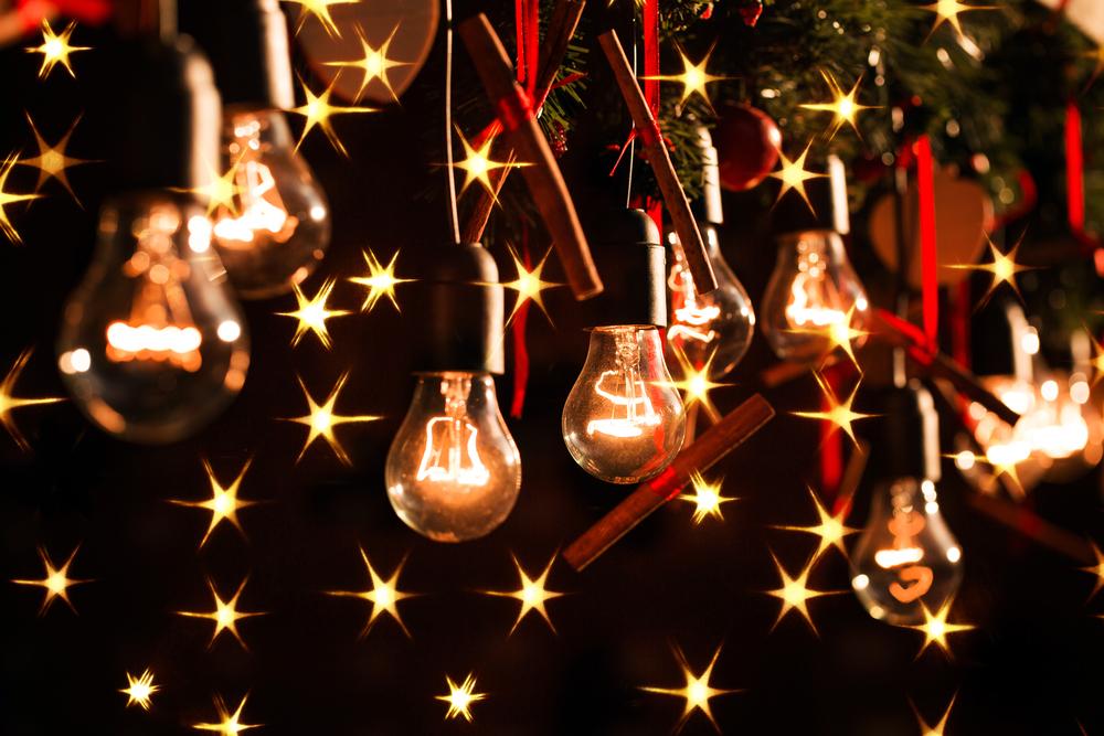 Guirnaldas de luces Led Navidad