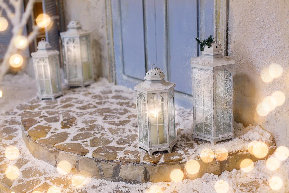 Iluminar la Navidad con bombillas led o vintage 2