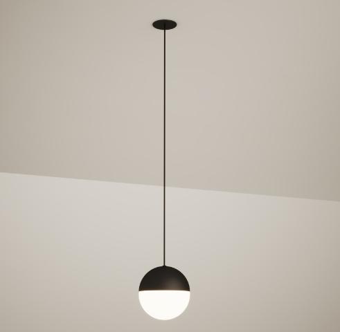 lámpara colgante Titan