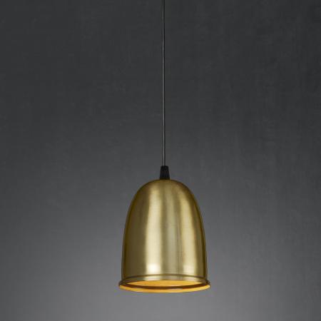lámpara colgante alvar latón