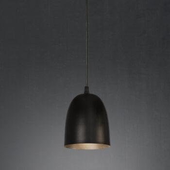 lámpara colgante alvar negro