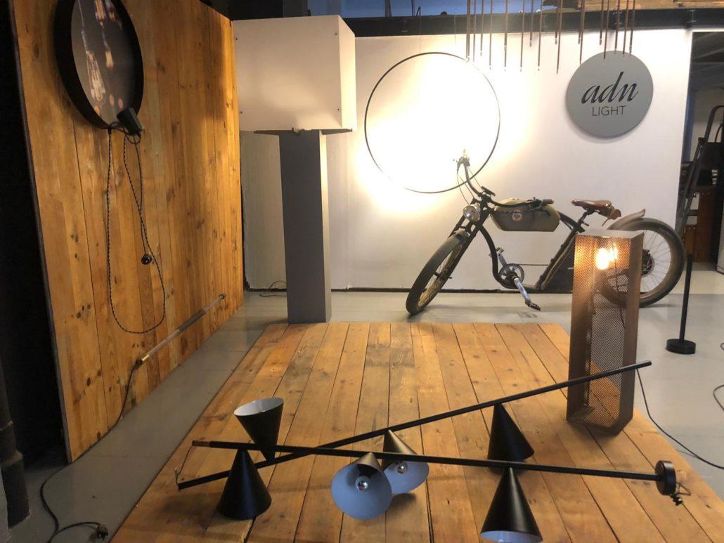 Lámpara de AdnLight para Gran Hermano Vip 2019