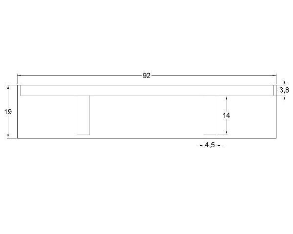 Medidas Plafon Chelsea Minitube frontal (2)