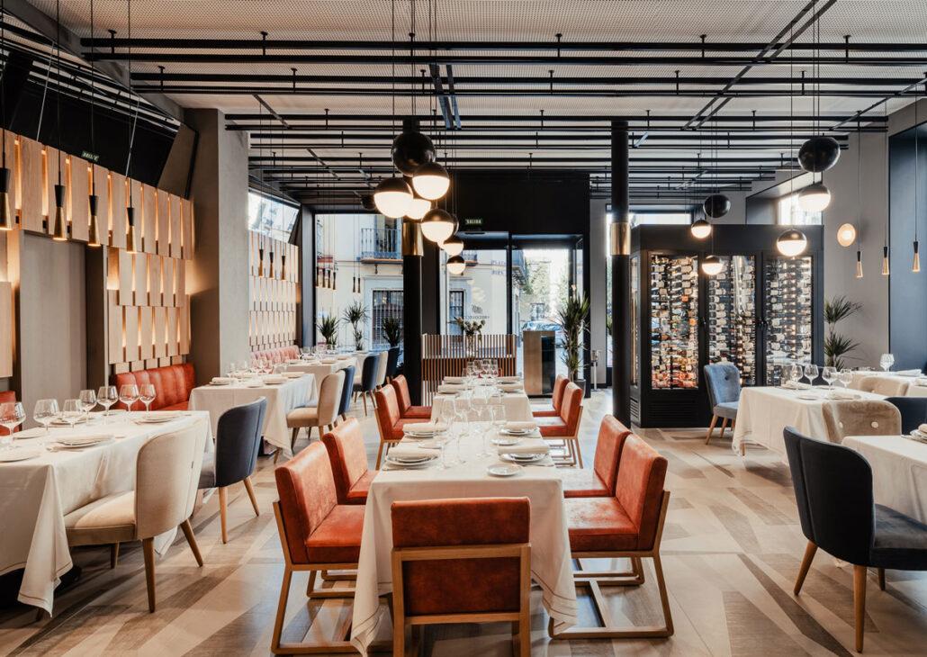 Lámparas para el restaurante del Hotel Unuk Soho 4