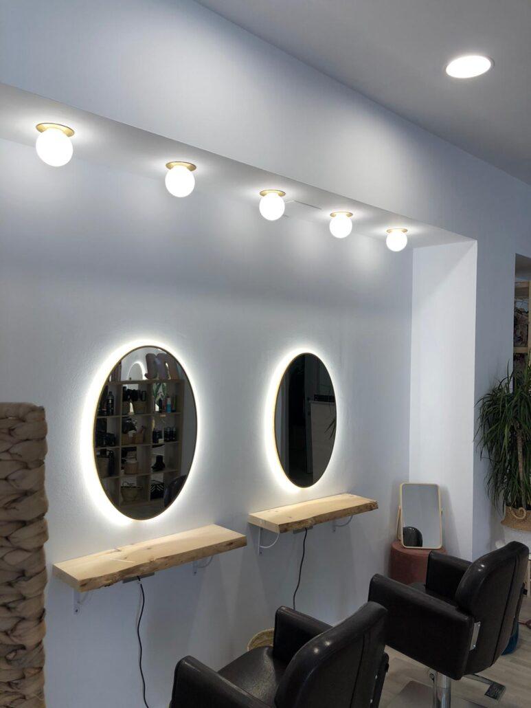 luces para peluqueria 6